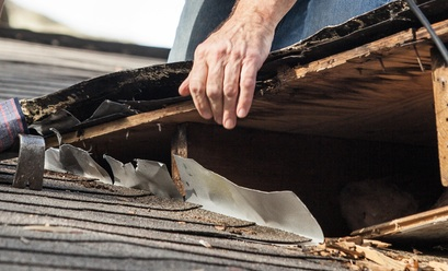 Service Minnick Roofing